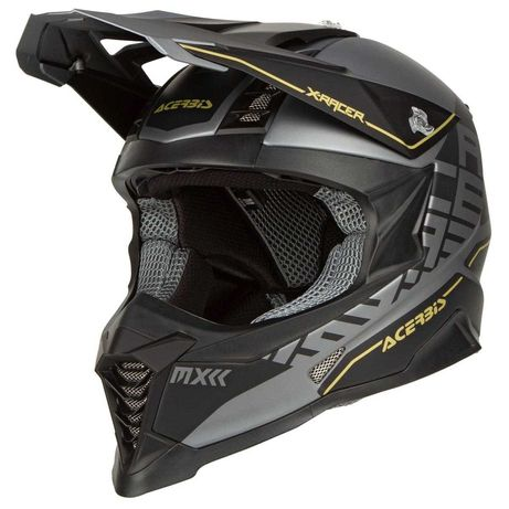 Capacete Acerbis MX HELMET X-RACER VTR