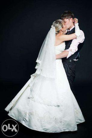 Свадебное платье б,у