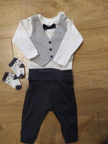 Elegancki komplet dla chłopca