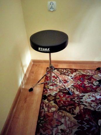 Stołek do siedzenia przy perkusji