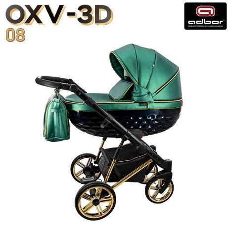 Wózek nowy OXV 3D