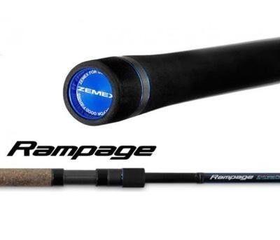 Удилище фидерное Zemex Rampage  Feeder 13ft - 150гр.