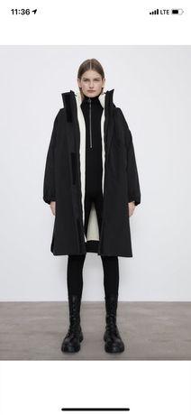 Парка  пуховик куртка Zara