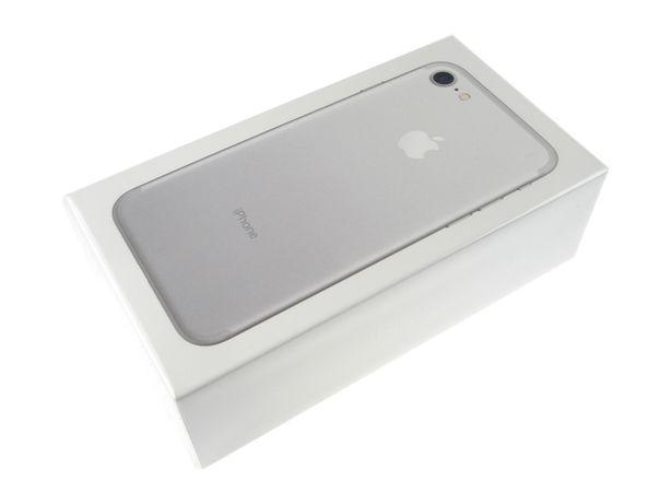 100% NOWY IPHONE 7 32GB Silver Zielona Góra PLOMBA #1249zł#