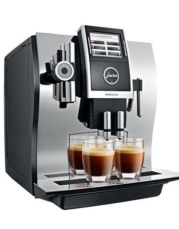 Jura Z9 Aluminium SERWIS Sprawdzony Raty 0% Ekspres do kawy