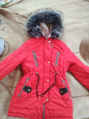 Зимняя.  курточка