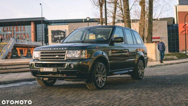 Land Rover Range Rover Sport Land Rover Range Rover Sport 3.6TDV8 HSE Plus