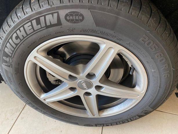 "Jantes 16"" Audi A4 + Michelin Energy Saver"