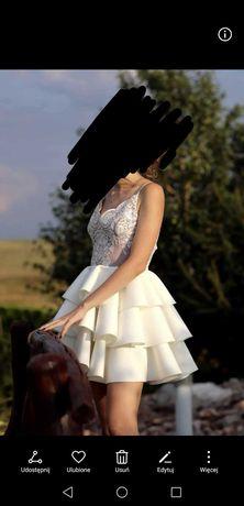 Prześliczna sukienka lou