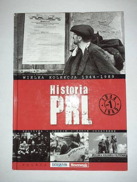 "Książka ""Historia PRL"""