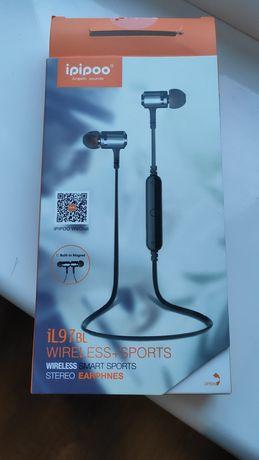 Słuchawki bezprzewodowe bluetooth Ipipoo iL97BL