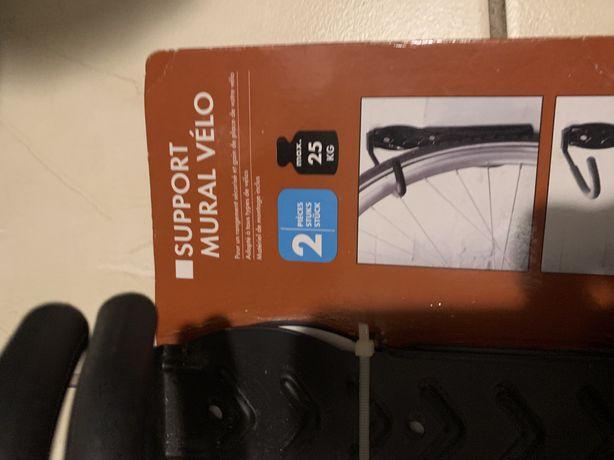 Uchwyt ścienny na rower