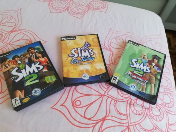 Sims 2, sims holidays, sims universidade