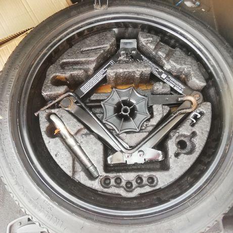 Koło za zapasowe dojazdowe 5x110 opel VW skoda swat
