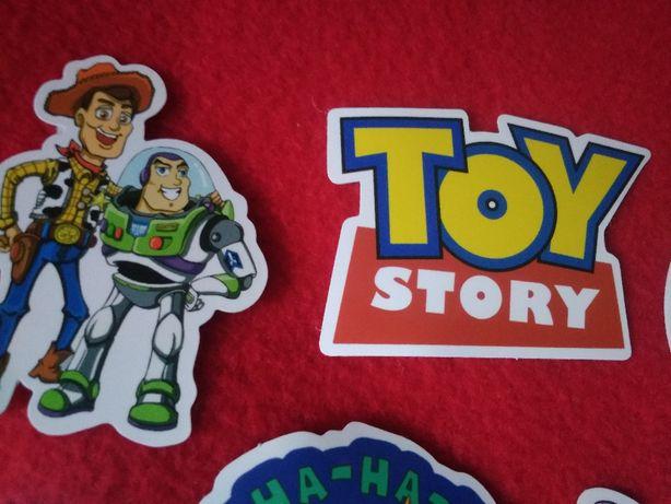 50 sztuk naklejki Toy story