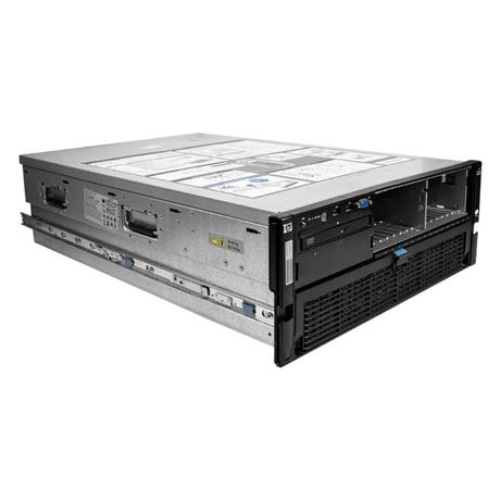 БУ Сервер HP ProLiant DL580 G5 Intel Xeon E7320-x2 16 RAM 72 HDD