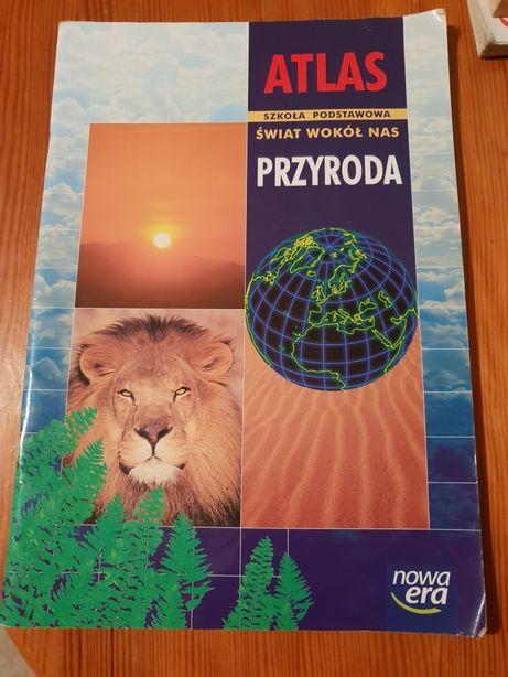 Atlas przyroda. Świat wokół nas.