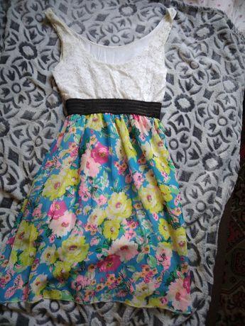 Платье летнее модное