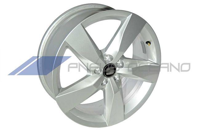 "Conjunto 4 Jantes 17"" 5x100 Seat Ibiza (CJ1180)"