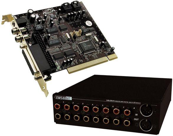 Interface audio Terratec EWS88MT