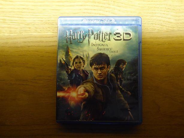 Harry Potter i Insygnia Śmierci: Częśći II 3D/2D Blu-ray