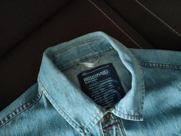 Kurtka jeansowa Reserved XXL
