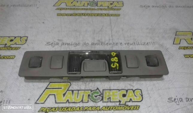 Luz Teto Frente Plafonier Audi A8 (4D2, 4D8)