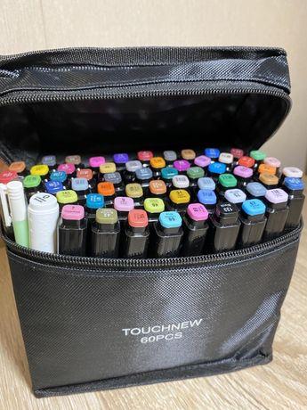 Маркери TouchFive Фломастери Touch Five 60 80 шт