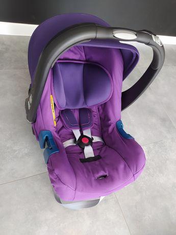 Fotelik samochodowy Britax Romer Baby Safe Plus II SHR