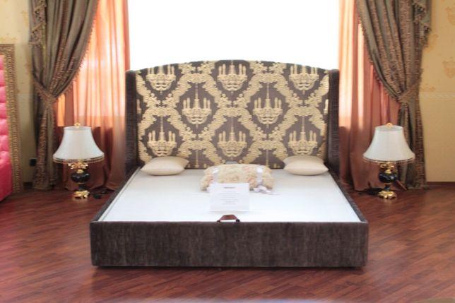 Кровать Miranda мебельной фабрики Valerio Salotti