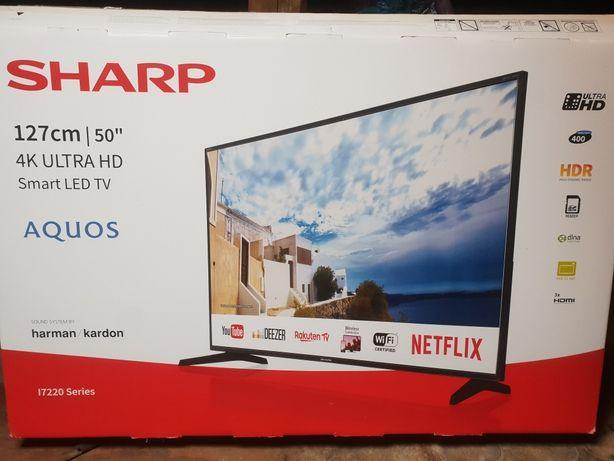Telewizor Sharp 50 cali