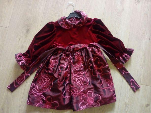 Sukienka roz 110
