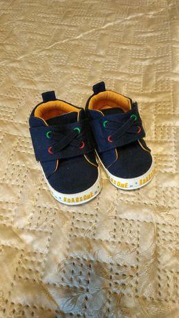Обувь для малыша (3-6 месяцев)