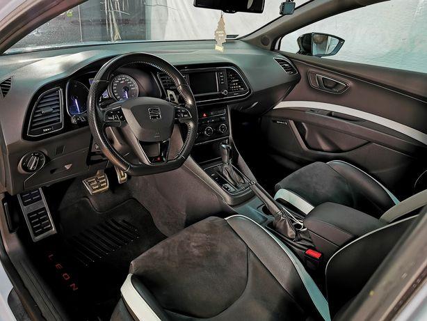 Seat Leon Cupra MK3 zamiana