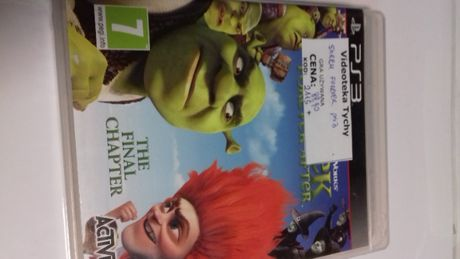 Shrek Forever After PS3, Sklep Tychy