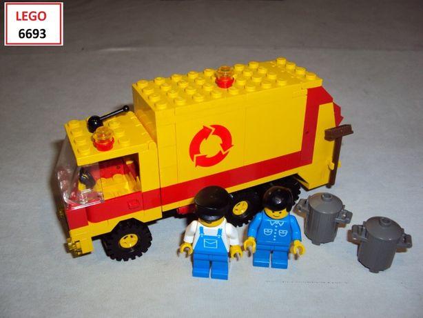 LEGO City (=novos): 6693; 6674; 6632; 6643; 6657; 6658; 6687; 6676