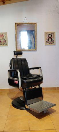 Cadeira barbeiro BELMONT