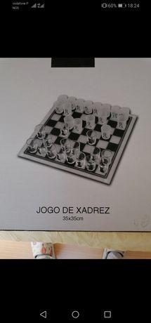 Jogo de xadrez shots