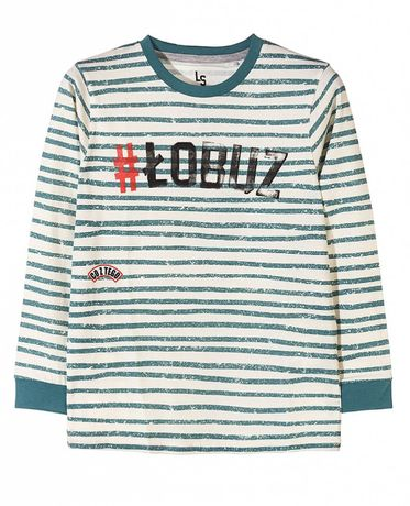 5-10-15 * Super bluzka baza t-shirt mega kolory aplikacja 140