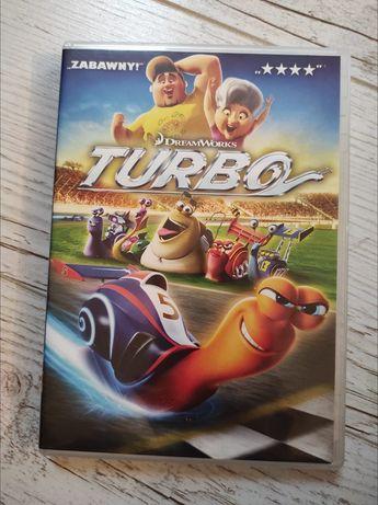 Turbo ślimak film DVD