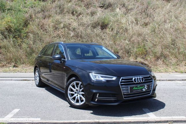 Audi A4 Avant 2.0 TDi S-line S tronic