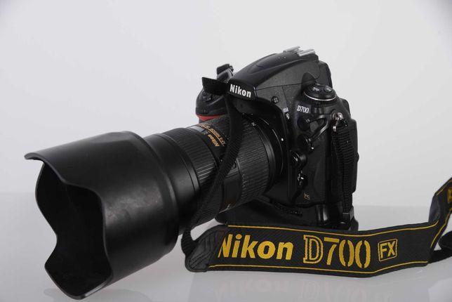 Maquina fotográfica Nikon d700 FX