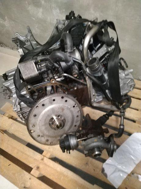 Motor VW turbo 2.0 TDI CAG