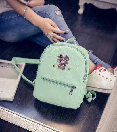 Детский мини рюкзак рюкзачок  для девочек сада прогулок школы