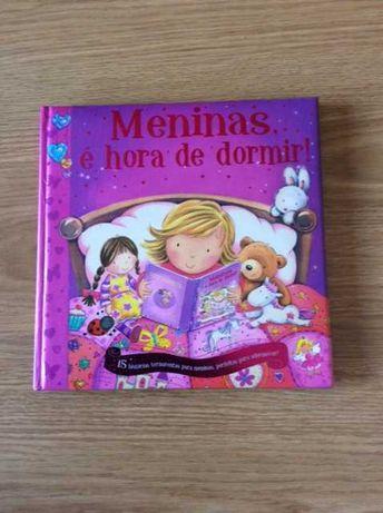 Livro - Meninas é hora de dormir!