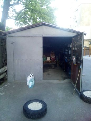 Сдам гараж для мото-вело и др. техники