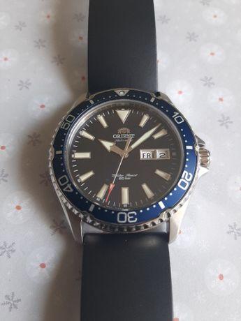 Orient Mako III kamasu RA-AA0006L19B diver stan idealny