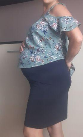 Bluzeczka ciążowa