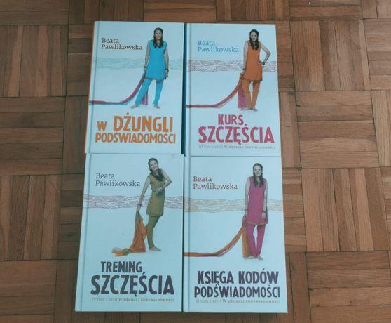 Beata Pawlikowska W dżungli podświadomości + 3 książki