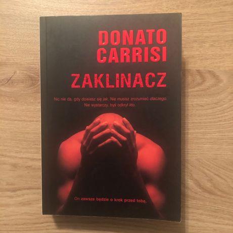 """Książka """"Zaklinacz"""" Donato Carrisi"""